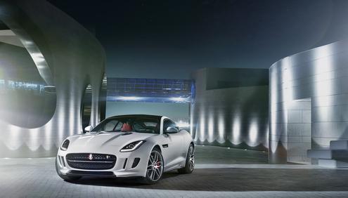 Jaguar unveils the F-TYPE Coupé, Land Rover raises exclusivity of Range Rover