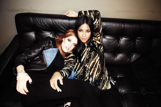 Icona Pop Joins fellow chart-topper Miley Cyrus for her North American BANGERZ tour