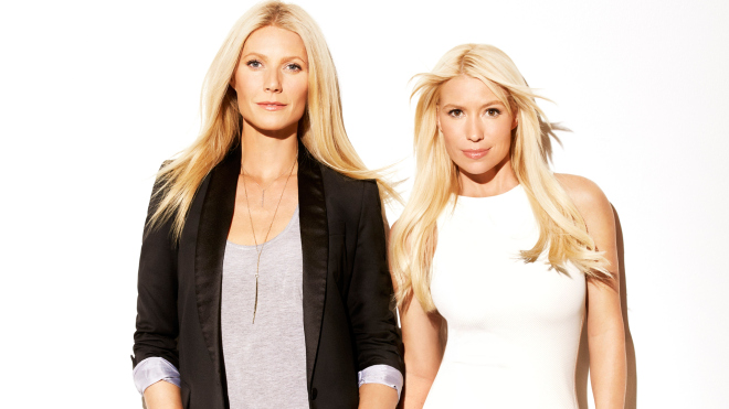 Gwyneth Paltrow and Tracy Anderson's new series THE RESTART PROJECT premieres today on AOL On Originals