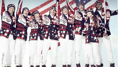 US Winter Olympic Team Prepare For Sochi 2014