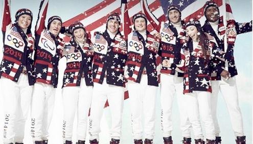 US Winter Olympic Team Prepare For Sochi 2014