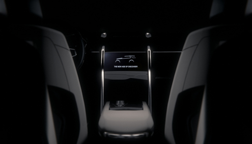 Land Rover To Reveal New Age Of Discovery In New York