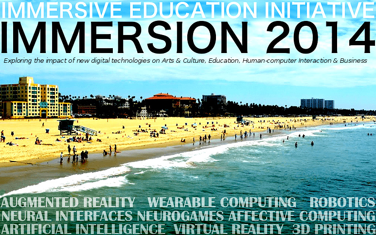 Disney and Target, IMMERSION 2014 features Disney Animation Studios, Google, technology to Los Angeles in June