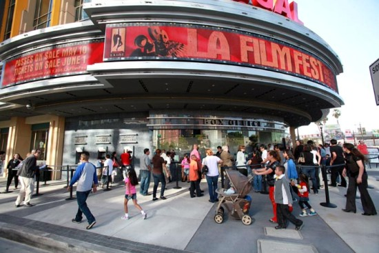 FILM INDEPENDENT News: The 2014 Los Angeles Film Festival, which returns to downtown Los Angeles at L.A. LIVE for a fifth year