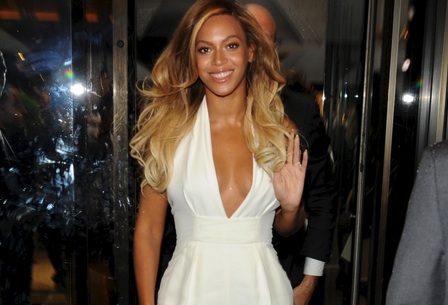 Beyonce's $125K Donation to TED Fellow