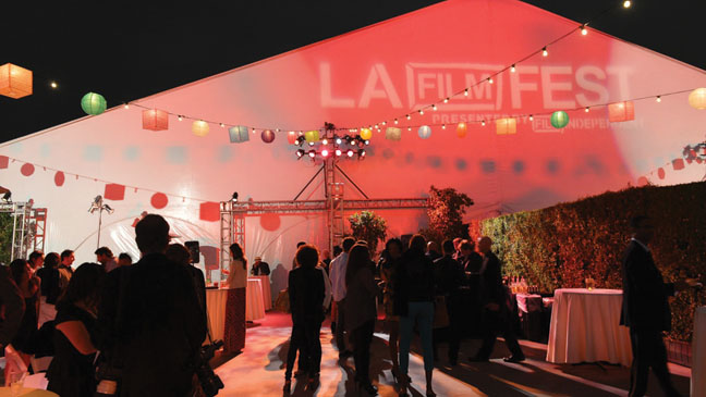 LOS ANGELES FILM FESTIVAL 2014 SPONSOR NEWS