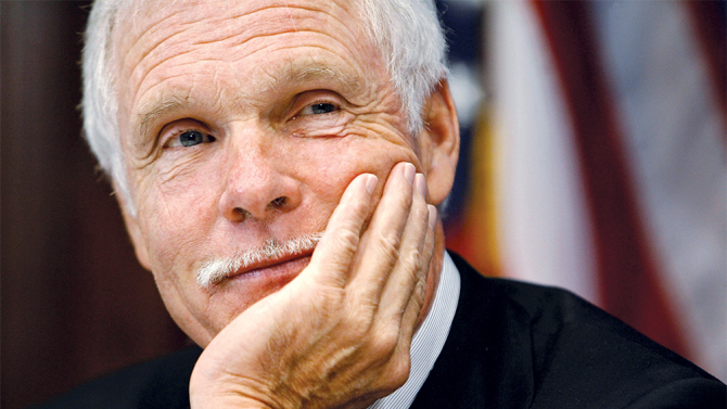 TED TURNER Set To Receive The Film Independent Humanitarian Award