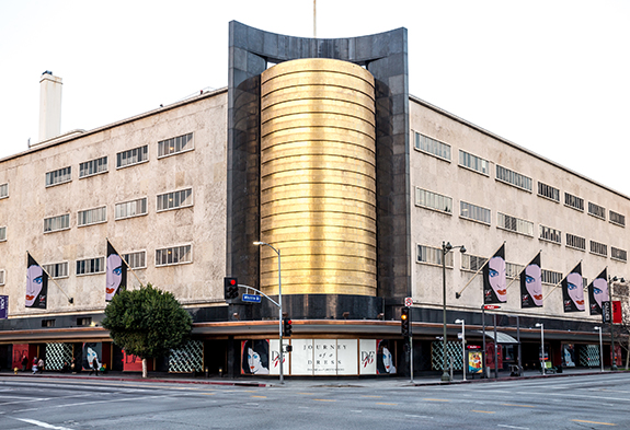 The Academy Brings Hollywood Costume To Iconic Wilshire May Company Building