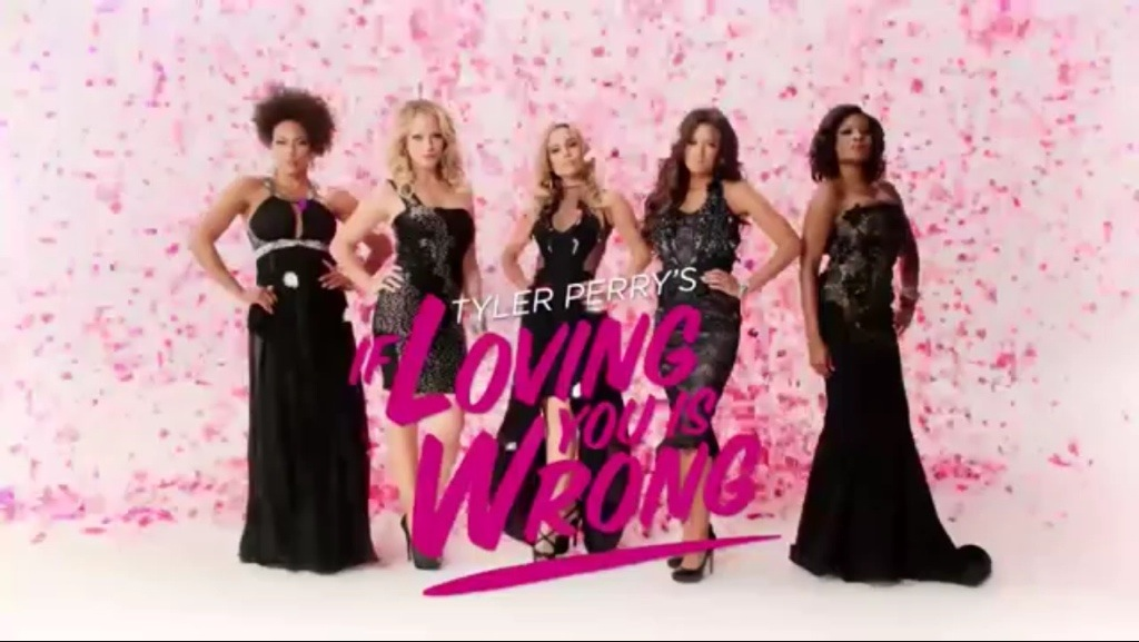 """TYLER PERRY'S NEW TV DRAMA """"IF LOVING YOU IS WRONG"""" ON OWN Power-Up Each Tuesday"""