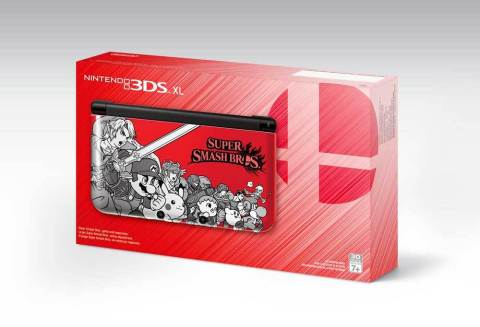 Nintendo Announces Three Colorful New Looks for Nintendo 3DS XL