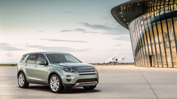 LAND ROVER LAUNCHES WORLD'S FIRST COMPETITION FOR GROUP OF ADVENTURERS TO WIN A TRIP TO SPACE