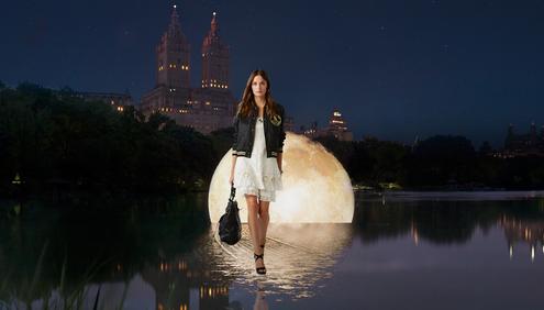 Ralph Lauren Hosts Ben Stiller, Ciara For World's First Ever 4D Fashion Show