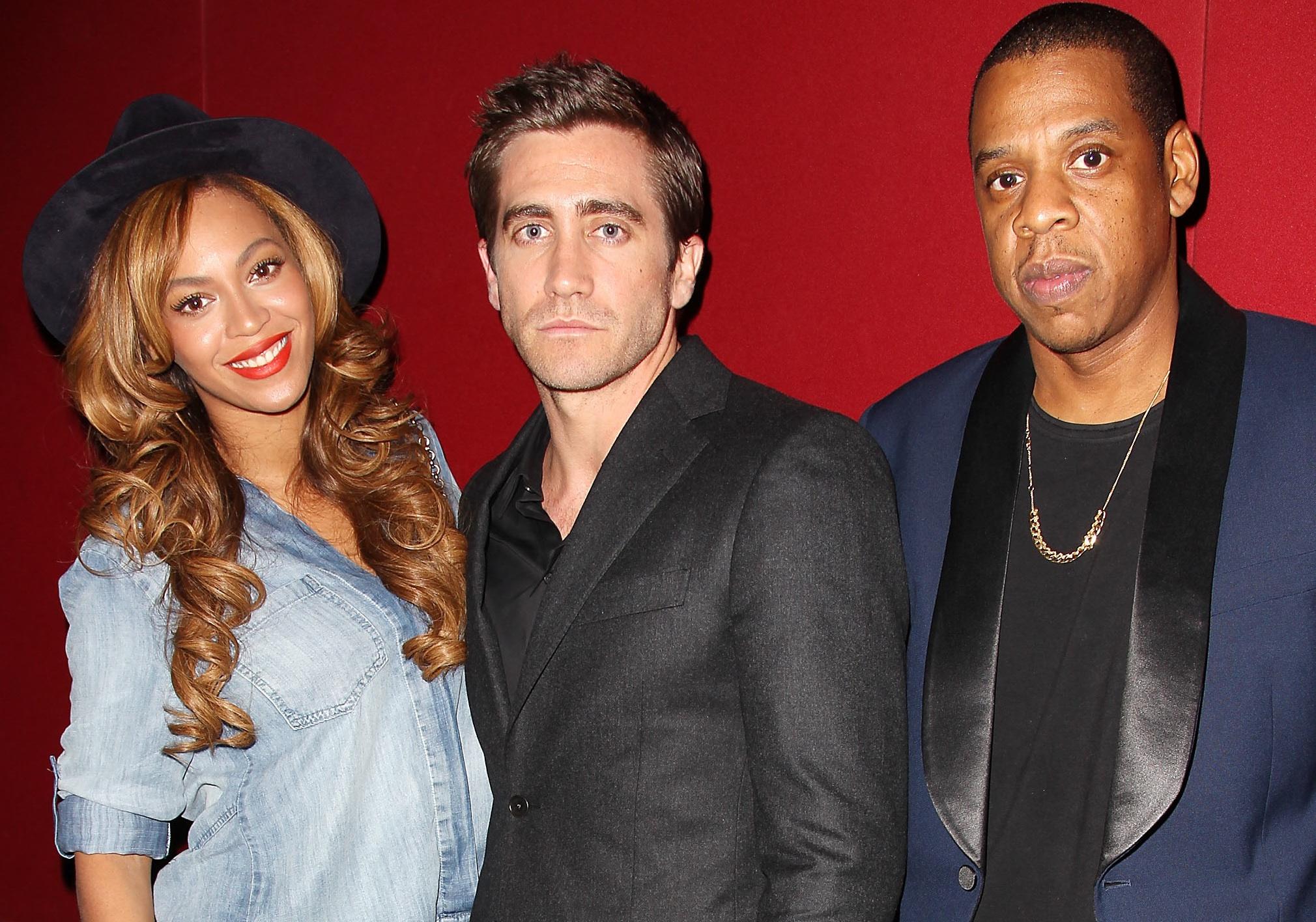 Jake Gyllenhaal, Beyonce, Jay-Z, 50 Cent Film Premiere News