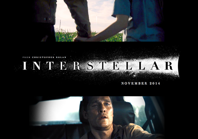 """GOOGLE & PARAMOUNT PICTURES TEAM UP FOR A FIRST-OF-ITS-KIND MOVIE PARTNERSHIP FOR CHRISTOPHER NOLAN'S FILM """"INTERSTELLAR"""""""