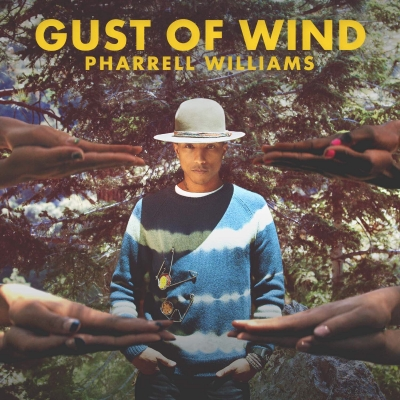 """Pharrell Williams, New music video for his song """"Gust Of Wind"""""""