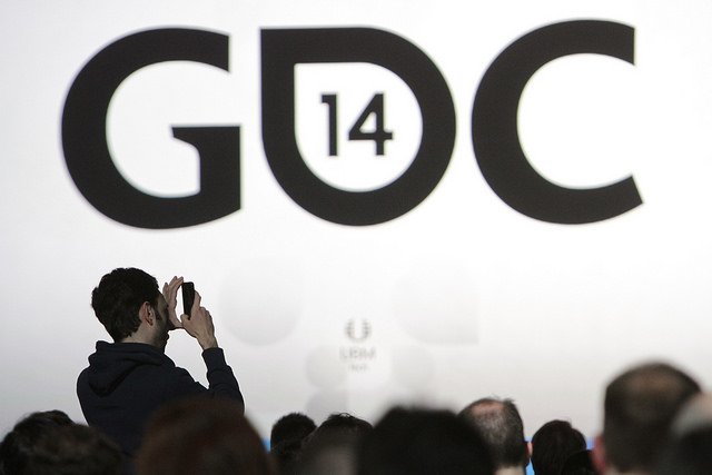 Game Developers Conference (GDC) starts Monday , November 3rd-4th