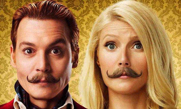 Johnny Depp, Gwyneth Paltrow, Ewan McGregor Star In MORTDECAI