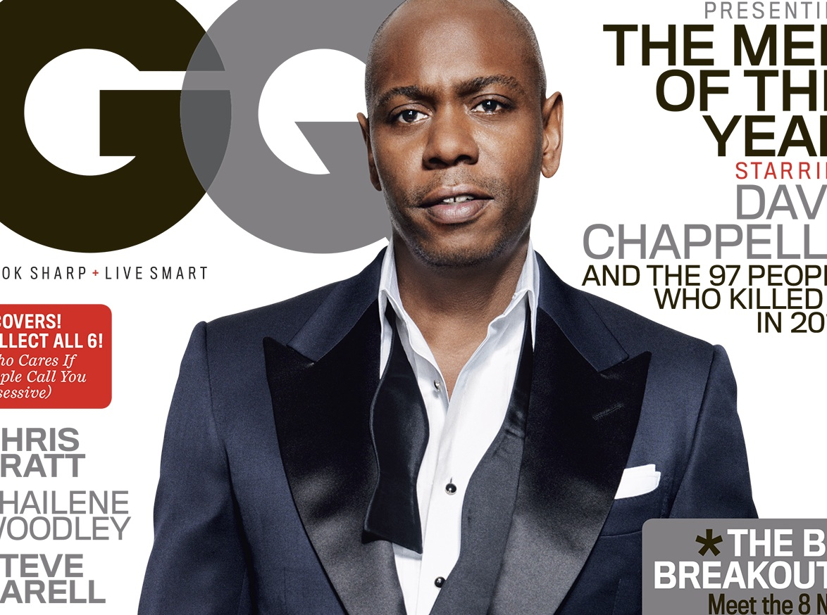 GQ News: THE RETURN OF DAVE CHAPPELLE!