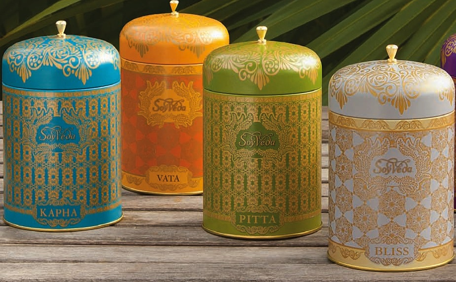 Soy Veda Candles, Best Holiday Gifts For Family & Friends