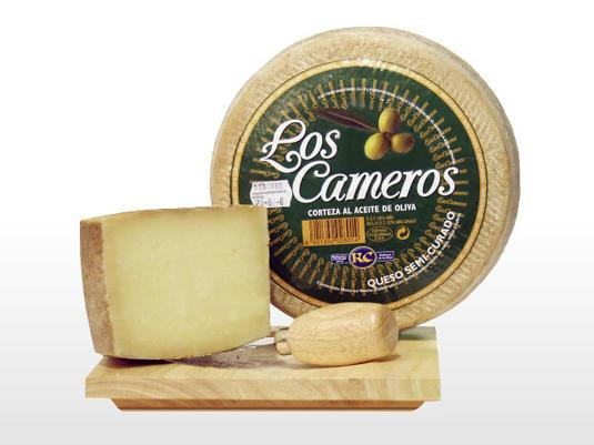 Holiday Spotlight On Los Cameros Spanish Cured Sheep Cheese