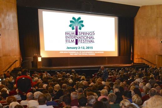 PALM SPRINGS INTERNATIONAL FILM FESTIVAL ANNOUNCES AWARDS BUZZ PROGRAM