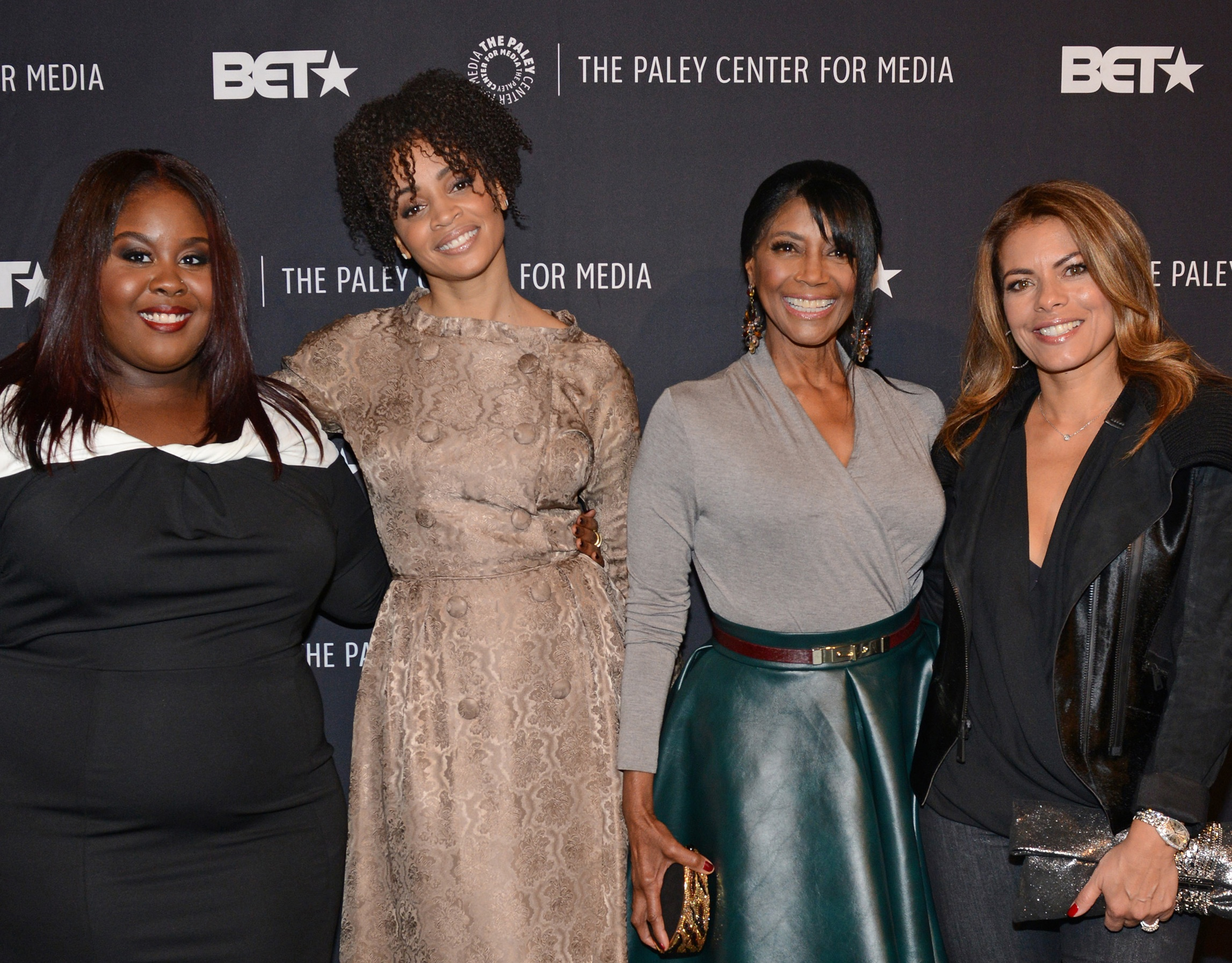 "BET's ""Being Mary Jane"" Special Screening at The Paley Center News"
