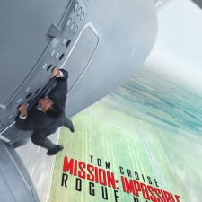 "Tom Cruise Stars In ""MISSION: IMPOSSIBLE ROGUE NATION"" In Theatres July 30th"