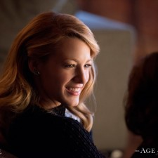 Blake Lively Stars In THE AGE OF ADALINE