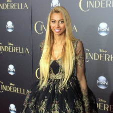 "Sonna Rele Selected To Perform ""Strong"" in Disney's New Film Cinderella"