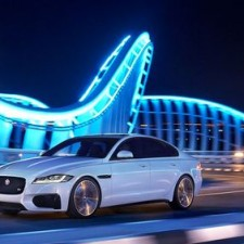Jaguar Land Rover at the 2015 Shanghai Auto Show News!