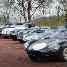 Jaguar Celebrates 80th Anniversary Star-studded Driver Line-up