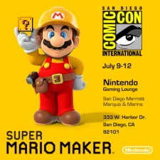 Nintendo is headed to Comic-Con in San Diego July 9th to July 12th