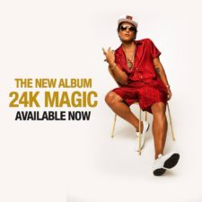 Bruno Mars Achieves Selling Debut News
