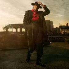 "First Look, Demian Bichir as El Pachuco in ""Zoot Suit"" Starting Previews Jan 31 at Taper"