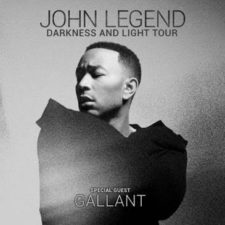 John Legend, Grammy Award Winner, Set To Perform At The Greek Theatre In May 2017