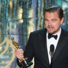 Leonardo DiCaprio, Brie Larson Present At the 89th Oscars