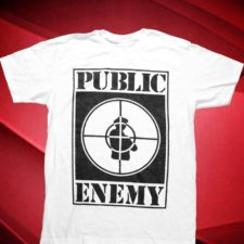 PUBLIC ENEMY RELEASE FREE SURPRISE NEW ALBUM TODAY