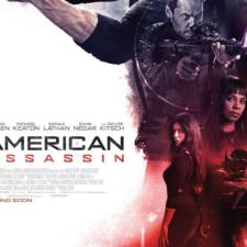 Michael Keaton & Sanaa Lathan Star In The AMERICAN ASSASSIN