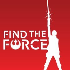 """Find the Force"" and Reveal New Star Wars"
