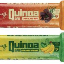 Natural Foods Raw & Quinoa Bar Power From Pereg