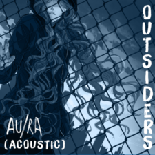 "Au/Ra has shared the acoustic version of her latest single ""Outsiders"""