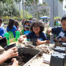 Earth Day The Los Angeles Department of Water and Power Celebration April 19th