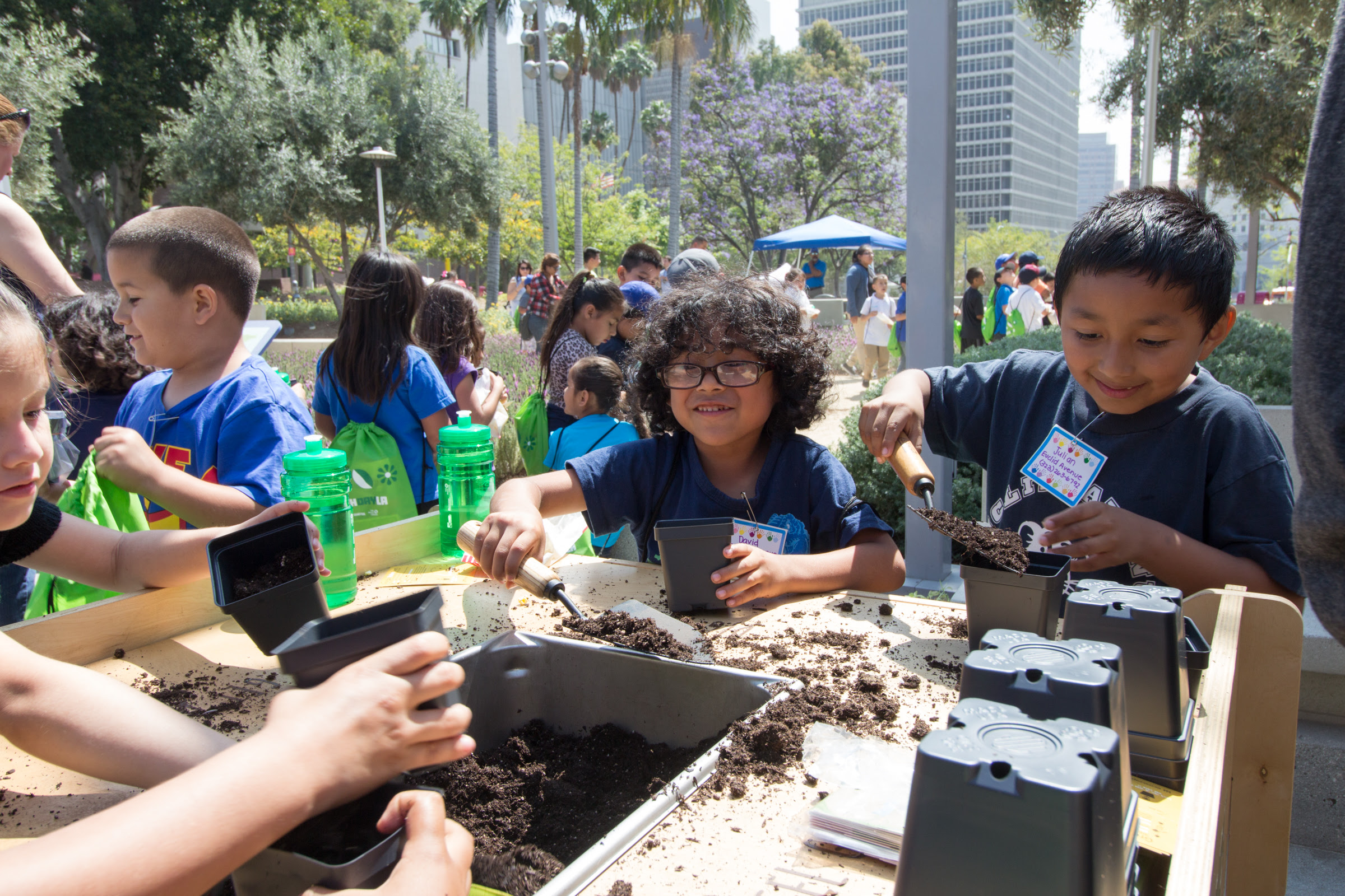 earth day los angeles