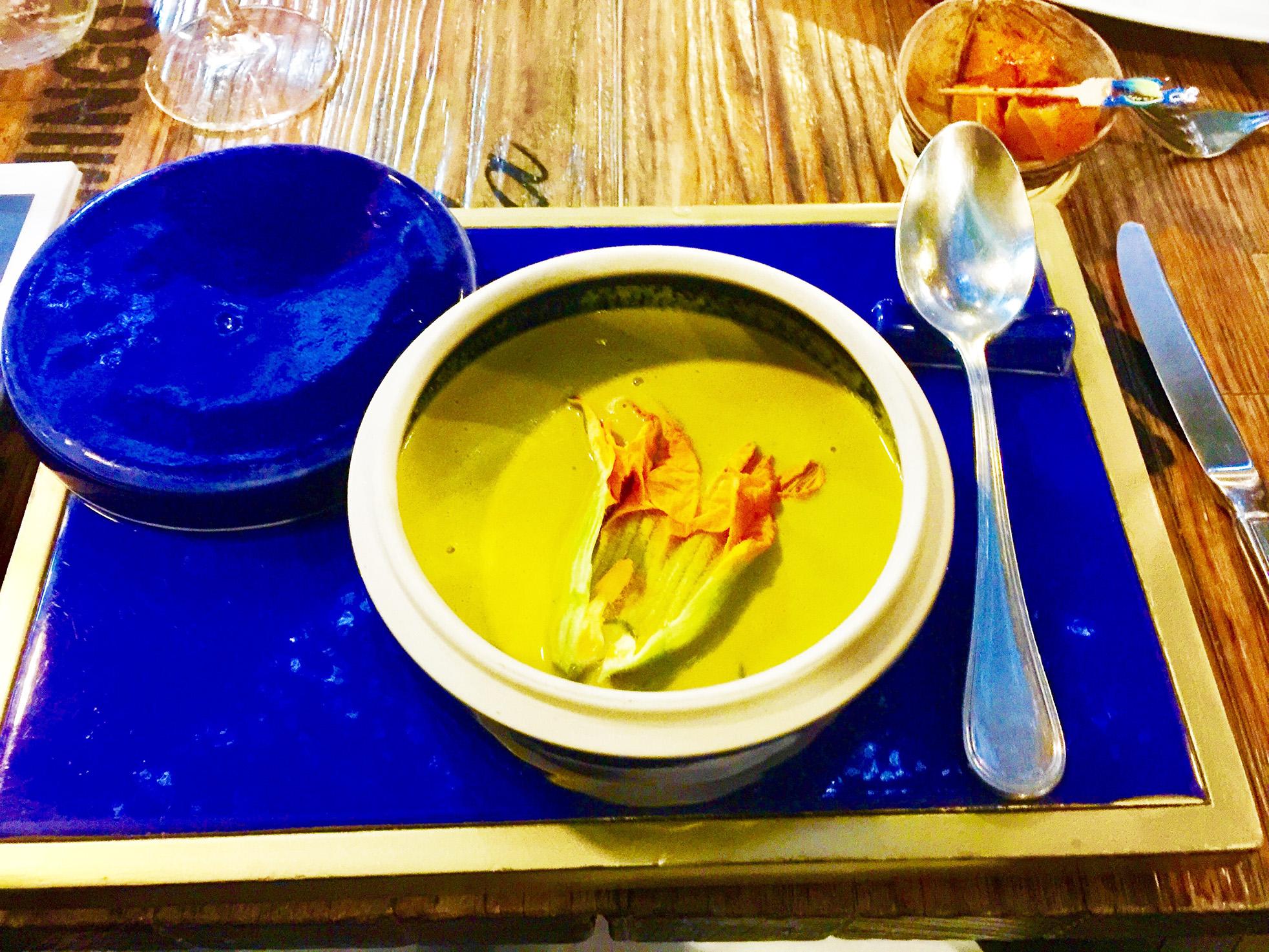 soup Azul