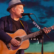 Paul Simon has announced the final leg of Homeward Bound