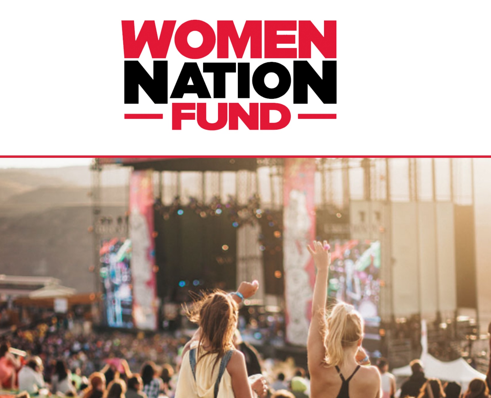 Live Nation Entertainment Launches Women Nation