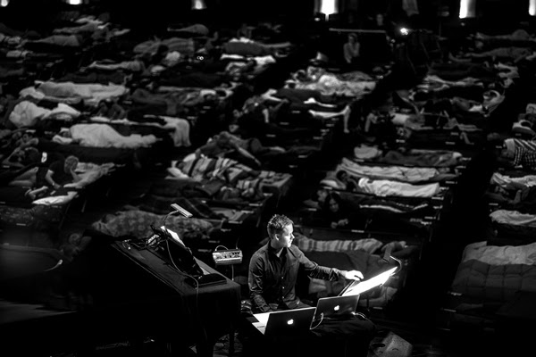 THE MUSIC CENTER PRESENTS MAX RICHTER'S SLEEP IN GRAND PARK