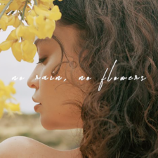 Sabrina Claudio released her new music project No Rain, No Flowers