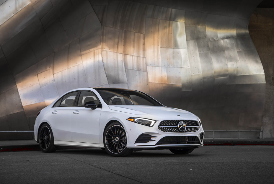 Mercedes-Benz All-new Sedan News