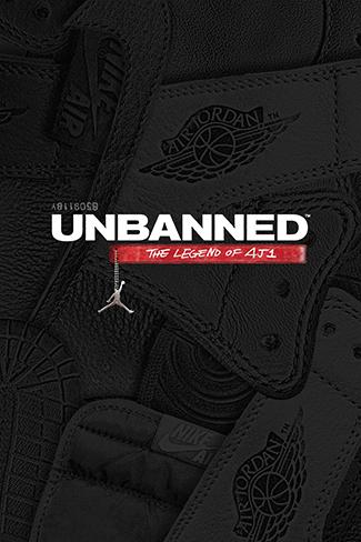 Air Jordans, Michael Jordan, UNBANNED: THE LEGEND OF AJ1